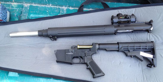 3D printers can crank out working assault rifle parts now (Updated