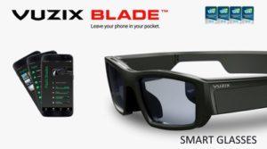 Vuzix Blade (PRNewsfoto/Vuzix Corporation)