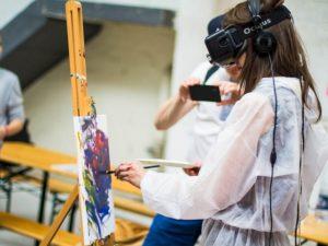 2017-13-November-Virtual-Reality-Painting