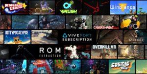 Viveport-Subscription-Games