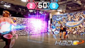 Playing-HADO