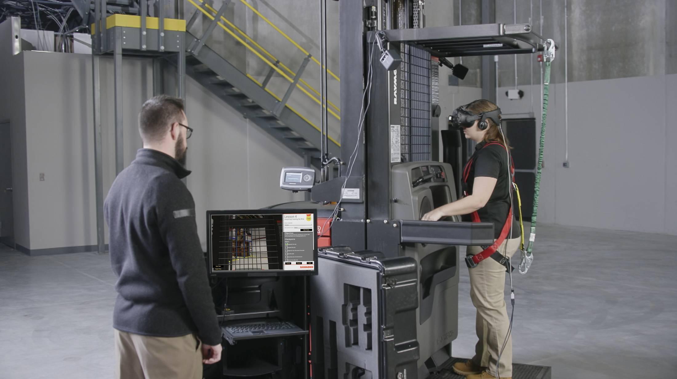 HTC Debuts New Vive Pro Virtual Reality Kit in Big Business