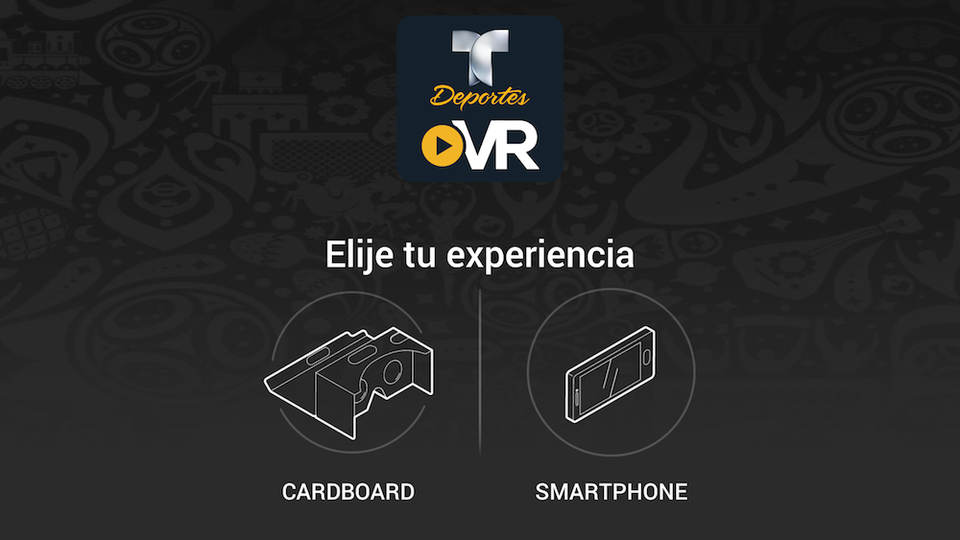 c69a3bf5e21 All 64 World Cup Games Will Be Seen On Virtual Reality For First Time Ever  On Telemundo App